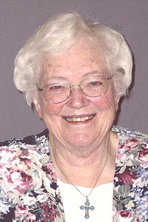 Sister Leonida Speh