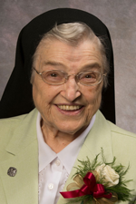 Sister N. Antonice Backes