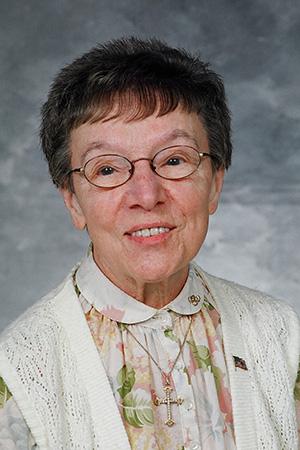 Sister Ellene Gross