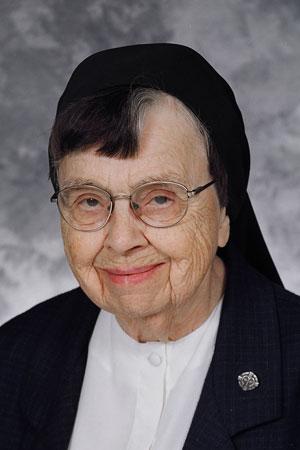 Sister Margareta Bertrand