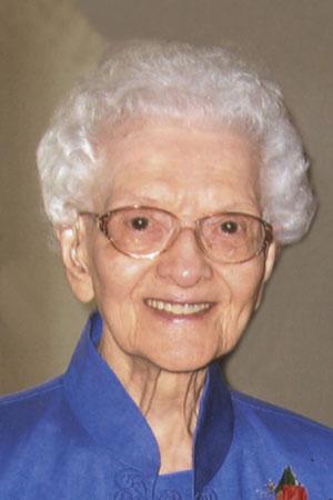 Sister M. Yvonne Nohava
