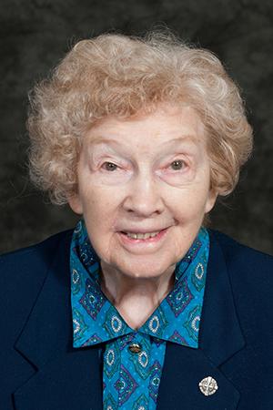Sister Madeleine Sophie Witt