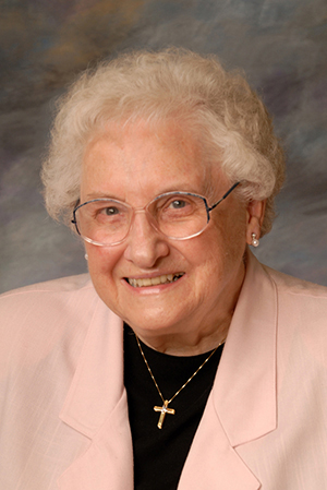 Sister Marjorie Myers