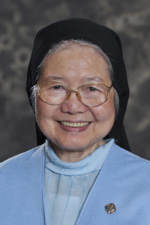 Sister Anastacia Baltazar