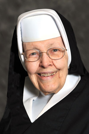 Sister Mary Cecilius Sliger