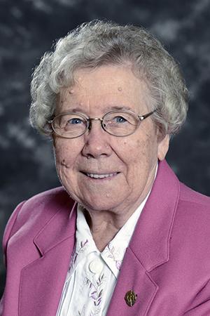 Sister Mary Elva Wiesner