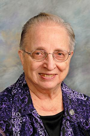 Sister Mary Jo Trombley