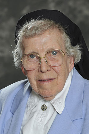 Sister Miriam Therese Gill