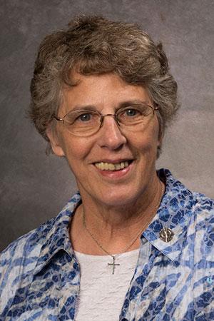 Sister Nancy Marie Becker