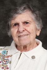 Sister Regina Marie Grohman