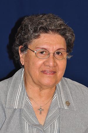 Sister Rosarine Gonzales