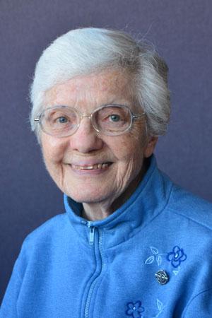 Sister Sylvia Borgmeier