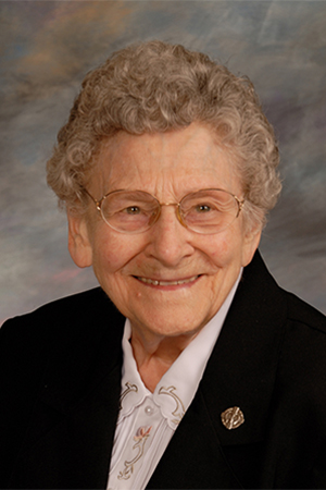 Sister Thelma Vetsch