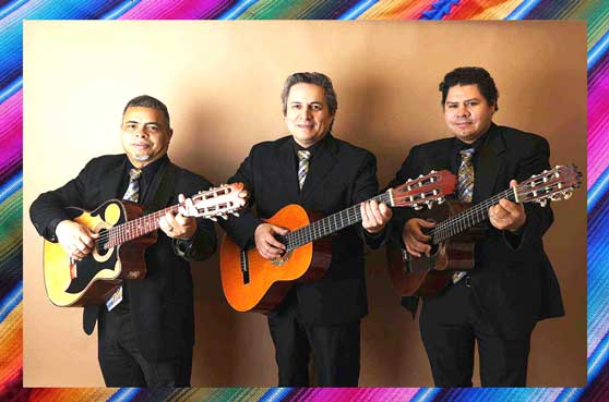 Entertainment for Wine & Chocolate Soiree 2018 in Elm Grove, TRIO INVASIÓN