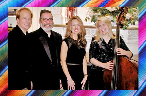 Entertainment for Wine & Chocolate Soiree 2018 in St. Louis, Trio Monaco with Gina Otto