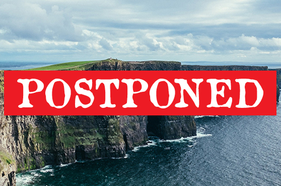 Postponed: An Evening on the Emerald Isle: An SSND Signature Event. Theme - Irish.