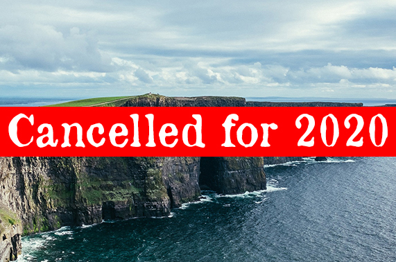 An Evening on the Emerald Isle: An SSND Signature Event. The event will be held on Saturday, April 25, 2020, from 5:30 to 9 p.m., at Sancta Maria in Ripa, Maria Center, St. Louis. - Cancelled for 2020