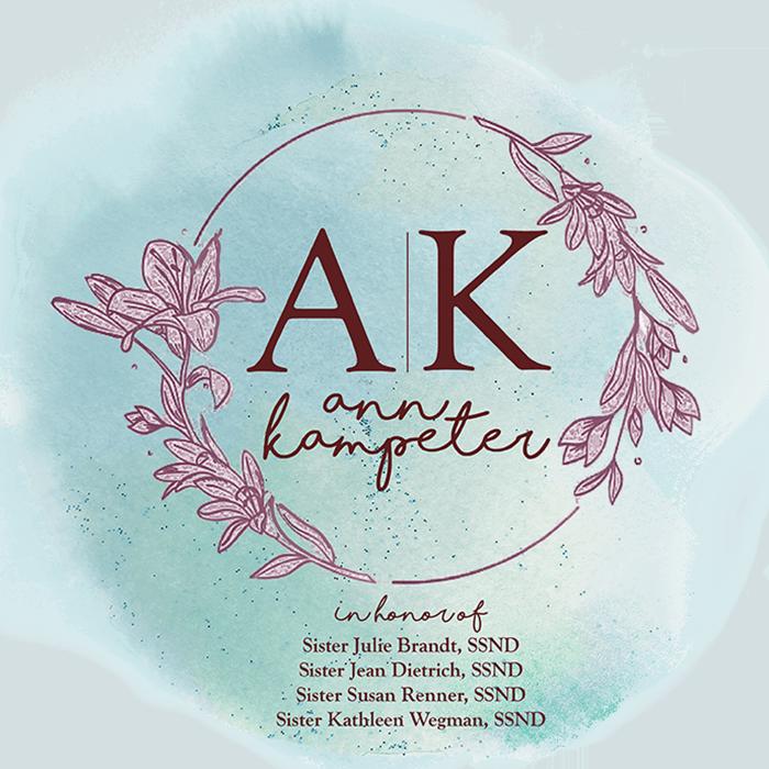 Sponsor logo for Ann Kampeter