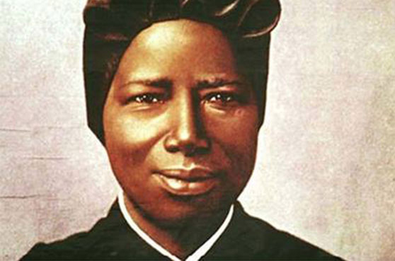 Saint Josephine Bakhita  was kidnapped and sold into slavery. The International Day of Prayer and Awareness Against Human Trafficking is observed on her feast day, February 8.