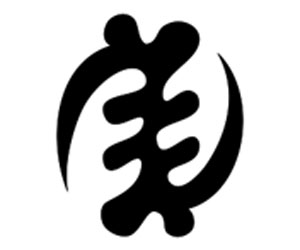 Sister Ann Coleman located in Ghana, Africa, shares her reflection on COVID-19. This symbol, Gye Nyame, is mentioned in her article.
