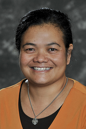 Sister Paulina Raymond, Guam