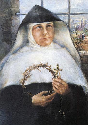 Painting of Sister Maria Antonina Kratochwil