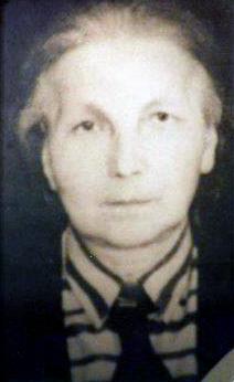 Photo of Sister Maria Antonina Kratochwil