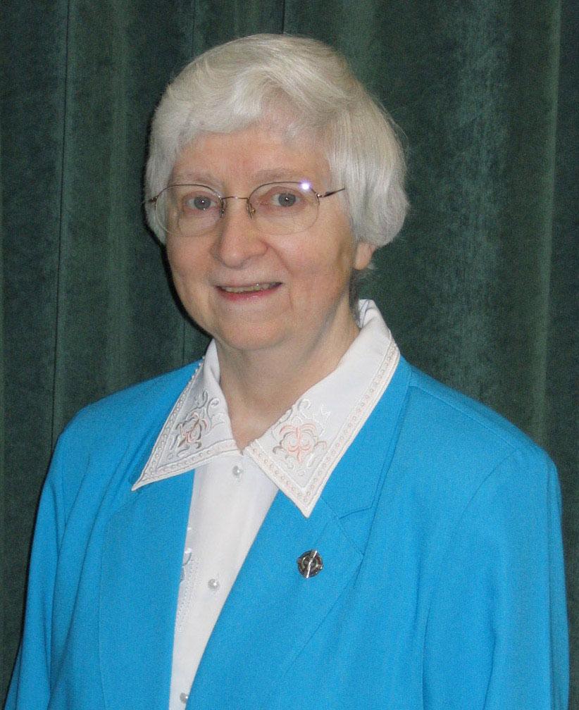 Sister Carol Marie Wildt, SSND