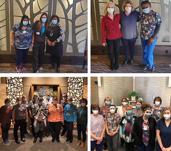 Milwaukee Catholic Home Women Honorees