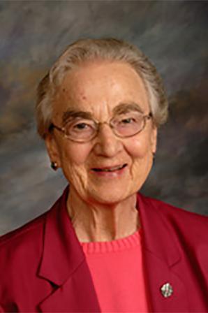 Sister Catherine Ann Kallhoff