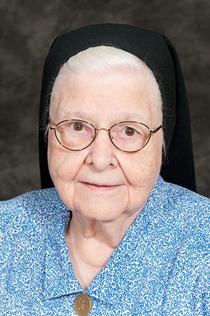 Sister Mary Frederick Keller