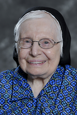 Sister Mary Lorenzo Schuster