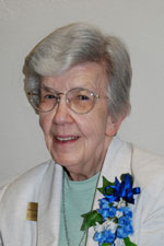 Sister Lorraine (formerly M. Laurita) Mosso
