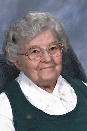 Sister Clare Marie Cato