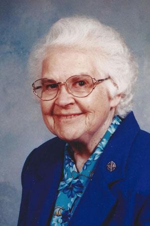 Sister Elizabeth Nabholz
