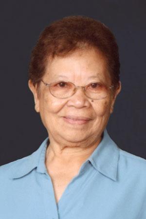 Sister Lydia Marie Borja