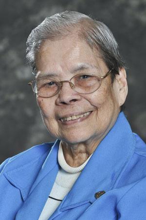 Sister M. Rosalind Santos