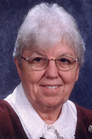 Sister Marcene Schlosser