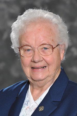 Sister Marilee Ketterhagen