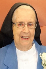 Sister M. Fides Bourgeois