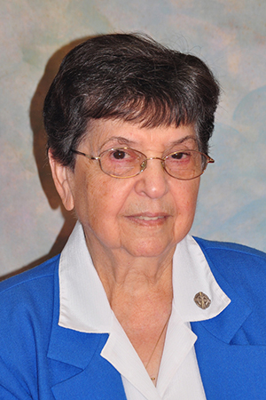 Sister Teresa Martin Caronia