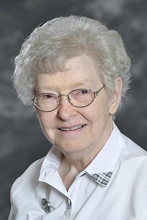 Sister Clara Mary Ruesch