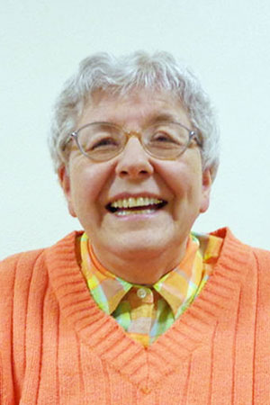 Mary Gemma Therese Harvey