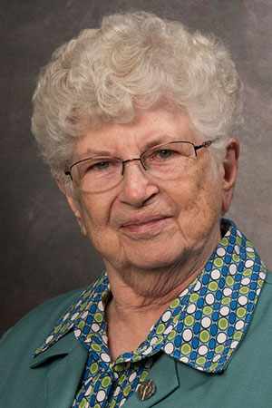 Sister Carol Ann Collins
