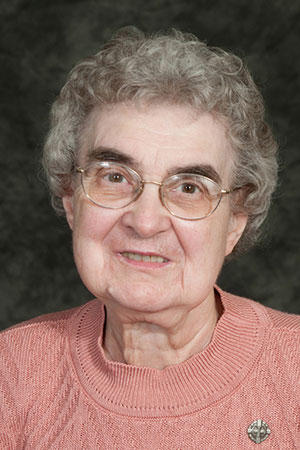 Sister Mary Helen Hotze