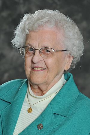Sister Lucille Heidenreich