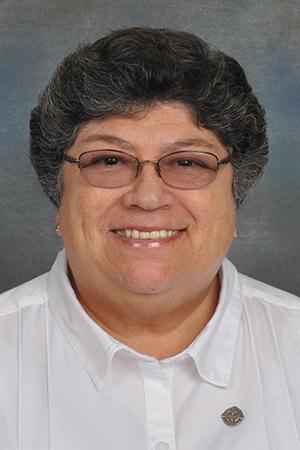 Sister Celly Ann Amparano