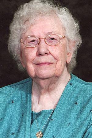 Sister Mary Odile Poliquin