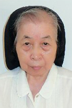 Sister Mary Natalie Saito