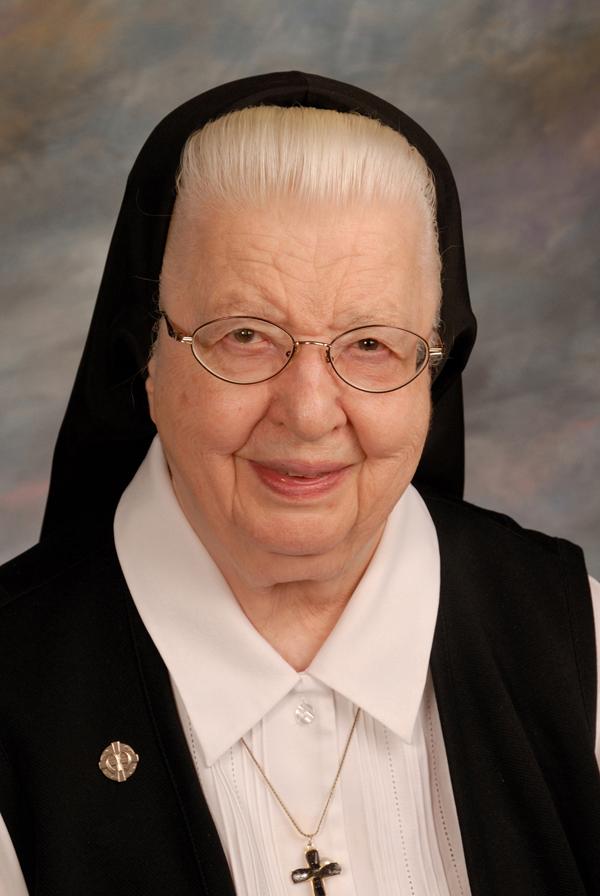 Sister Luella Zollar